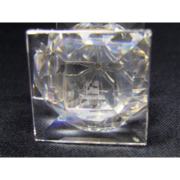 bougeoir pique cierge en cristal swarovski brocante lestrouvaillesdecaroline. Black Bedroom Furniture Sets. Home Design Ideas