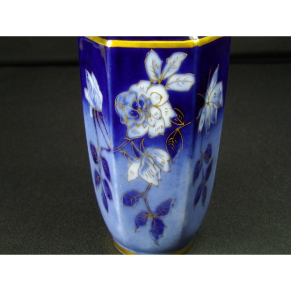 Vase En Porcelaine De Limoges Brocante Lestrouvaillesdecaroline