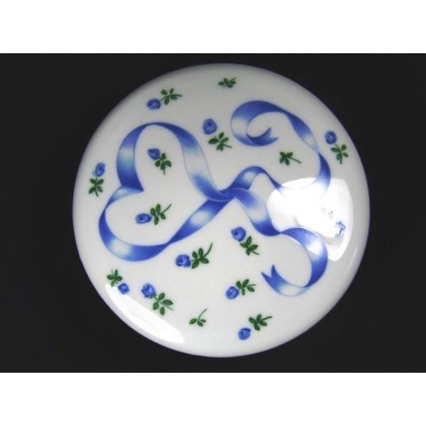 Bo te en porcelaine de limoges de la maison raynaud - La maison de porcelaine ...