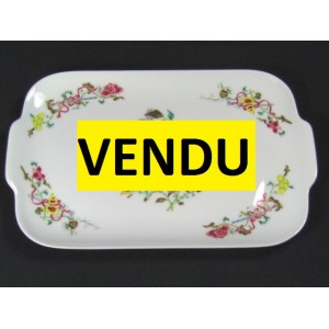 Small tray Raynaud Limoges porcelain - brocante