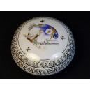 Limoges porcelain candy box Souvenir of 1st Communion