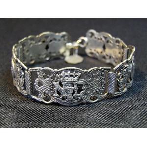 Bracelet articulé objet de culte