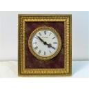 Mechanical Clock Hour Lavigne frame in gilded bronze