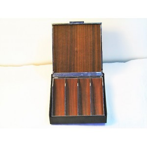 Boîte à cigarettes vintage vers 1950