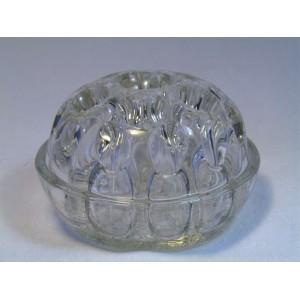 Pique-fleurs en verre de Reims n°4