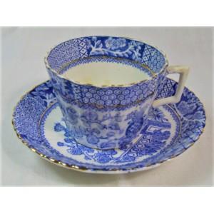Tasse à thé ancienne en Porcelaine anglaise Blairs N2