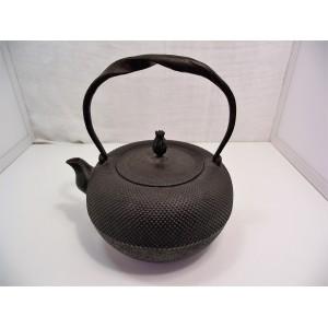 Théière japonaise ancienne en fonte