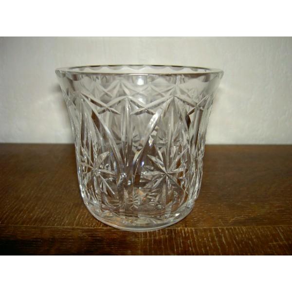 Petit Vase En Cristal Saint Louis Brocante