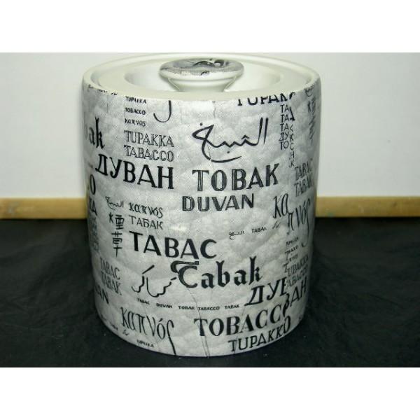 Pot tabac brocante lestrouvaillesdecaroline - Acheter des graines de tabac en france ...