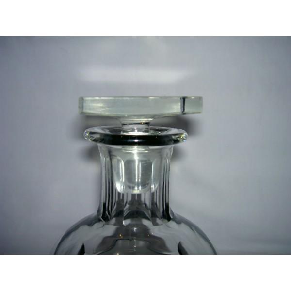 carafe en cristal de la maison bayel brocante lestrouvaillesdecaroline. Black Bedroom Furniture Sets. Home Design Ideas