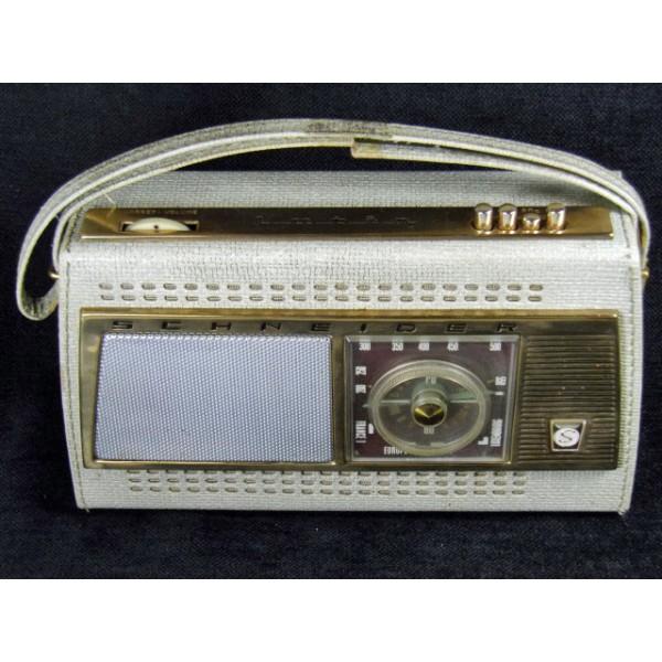 poste radio vintage ann es 50 60 brocante. Black Bedroom Furniture Sets. Home Design Ideas