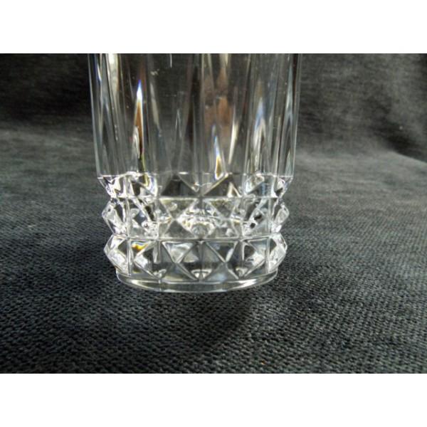 lot de 9 verres orangeade en cristal d 39 arques brocante lestrouvaillesdecaroline. Black Bedroom Furniture Sets. Home Design Ideas